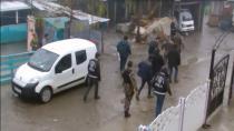 Hendek'te Polis ve Jandarma'dan Eş Zamanlı Operasyon