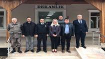 Jandarma'dan Fakülteyi Ziyaret