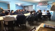Ülkücüler Fetih Suresini Okuyarak Mehmetçiklerimiz İçin Dua Ettiler