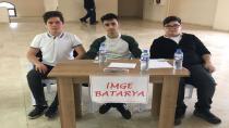 İmge Lisesi 'Gençler Arası - Kim Bilir Bilgi Yarışması'nda İkinci Oldu