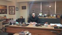 Fatih Enes İlkay Miraç Kandilini Kutladı