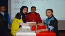 Hendek'te Bilek Güreşi Yarışması Yapıldı