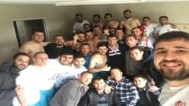 Kazimiyespor Play Off'ta