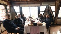 Ayhan Akdağcı gazeteciler ile buluştu
