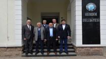 AGDAŞ'dan Püsküllü'ye ziyaret