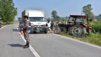 Hendek'te Traktör Kazasında 1 Kişi Ölü