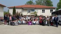 Beylice Ortaokulunda Kardeş Okul Şenliği