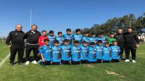 Hendekspor U12 Ege Cupası'nda Finale Çıktı