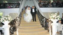 Ülkücüler Zeynep ile İlkay'ın Düğününde Buluştu