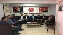MHP'nin Aday Adayı Güneş, Bizim Tek Derdimiz Büyük Türk Milletidir