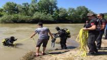 Nehirde Kaybolan İki Genç Dördüncü Gününde Didik Didik Aranıyor