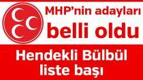 MHP Sakarya Milletvekili Adayları