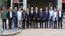 MHP'li adaylar Bülbül ve Eroğlu Hendek'teydi