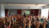Mustafa Asımda Öğrencilere Hijyen Semineri
