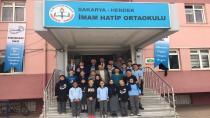 Eğitim Öğretimde Hendek'te İki Okula Yenilikçilik Ödülü