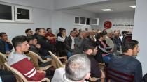 MHP'de Sandık Görevlilerine Eğitim Verildi
