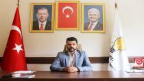 AK Parti Gençlik Kolları Başkanı Fide; Ramazan Bayramınız Mübarek Olsun