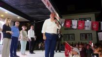 CHP Hendek'te Milletvekili Adaylarını Tanıttı