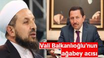 Vali Balkanlıoğlu'nun Ağabeyi Vefat etti