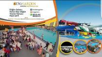 Hendek Aquapark ve Yüzme Havuzu Hizmete Başladı