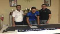 Hendekspor'a Azeri Forvet