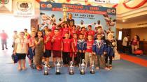 Hendek'li Karateciler Denizli'yi Salladı