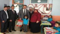 Sofu ilk gününde okulları ziyaret etti