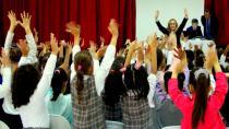 Cumhuriyet İlkokulunda 15 Ekim Dünya El Yıkama Günü Programı