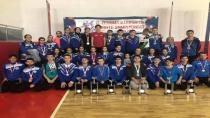 Hendek'li Karateciler Gaziantep'i Fethetti