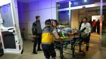 Hendekli Sürücü Ağır Yaralandı