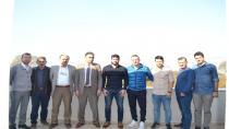 Dünya Şampiyonu Başar, Osmangazi'yi Ziyaret etti