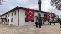 Büyük Cami Yeniden İbadete Açıldı