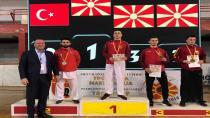 Ateş, Makedonya'da İkinci oldu