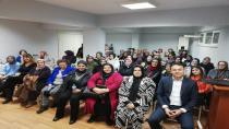 MHP'li Kadınlara Eğitim Seminerleri Veriliyor