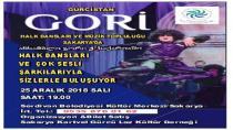 Halk Dansları ve Müzik Topluluğu Sakarya'ya Geliyor