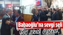 MHP'nin Hendek A.Adayı Babaoğlu Harıl-Harıl Çalışıyor