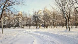 Emrah Toprakçının Objektifinden Kış Manzaraları-1