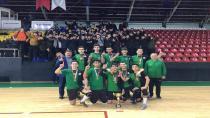 Hendek Anadolu Lisesi Üç Yıldır Şampiyonluğu Kaptırmıyor