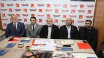 Saadet Partisi Hendek'te Seçim Startını Verdi