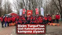 Bizim Turgut'tan Gizli Kahramanlara Ziyaret