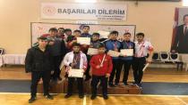 Hendekli Güreşçiler Bursa'da Coştu