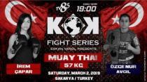 Muay Thai Dünya ve Türkiye Karması Maçları Hendek'te yapılacak