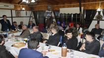 AK Parti İlçe Başkanı Baykal Meclis Üyesi Aday ve Aday Adayları ile Buluştu