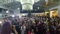 Hendek'te Binlerce Kadın Tek Ses Tek Yürek