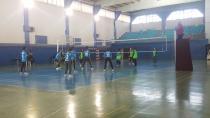 Okul Sporları Yıldız Kızlar Voleybol Müsabakaları başladı.