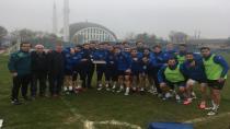 Turan'dan Hendekspor'a Tatlı Sürpriz