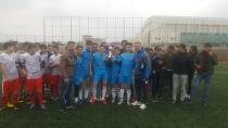 Okul Sporları Futbol Müsabakaları Düzenlendi