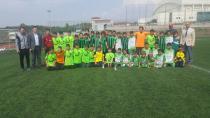 Küçük Erkekler Futbol Müsabakaları Sona Erdi