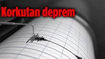 Son Dakika Deprem Oldu
