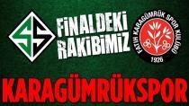 Sakaryaspor Finalde